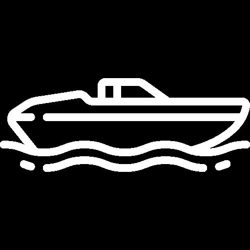 icono barco sin licencia