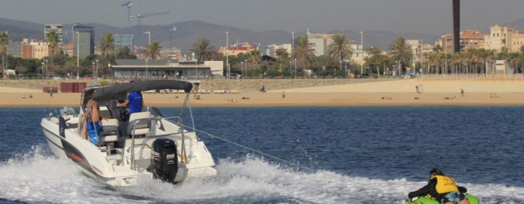 ALQUILER BARCOS VALENCIA WAKEBOARD